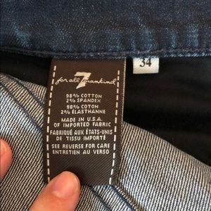 7 For All Mankind Jeans - Men's 7 for all man kind jeans